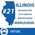 Illinois Governor Signs Bill Decriminalizing Marijuana Possession-media-1