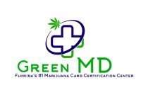 Green MD Logo