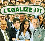 CBS Poll: Majority Of Americans Say 'Marijuana Use Should Be Legal'-media-1