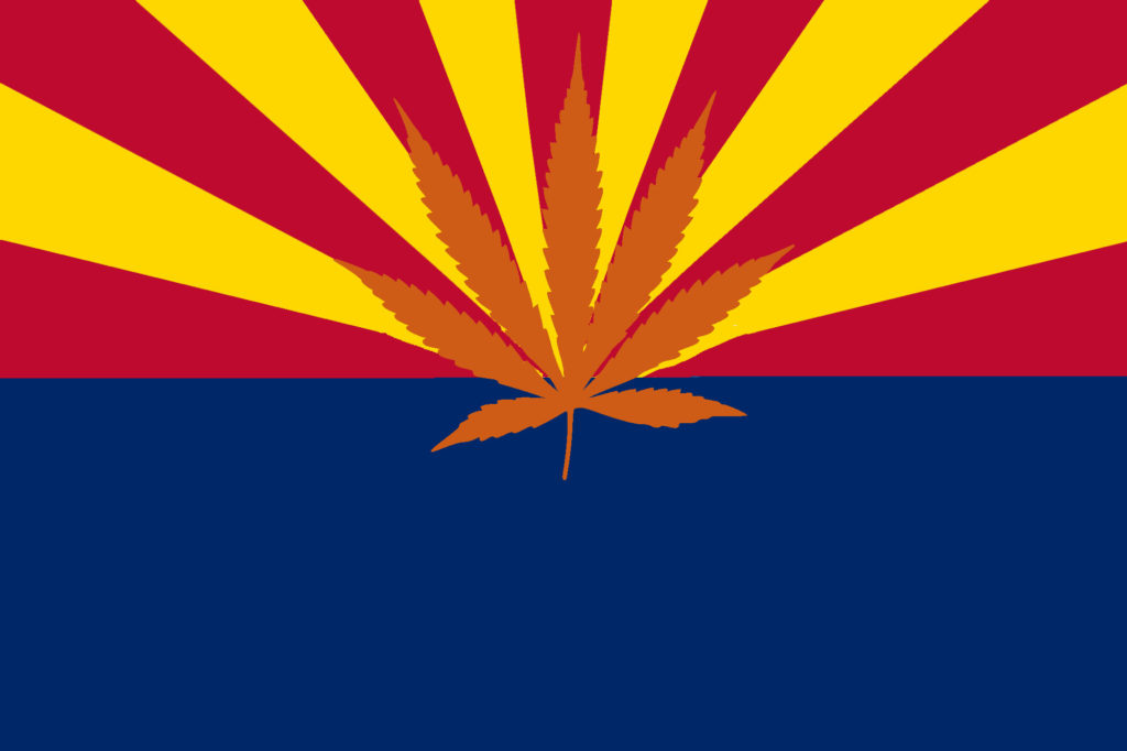 10 States Where You Don't Want to Get Caught with Weed - Arizona