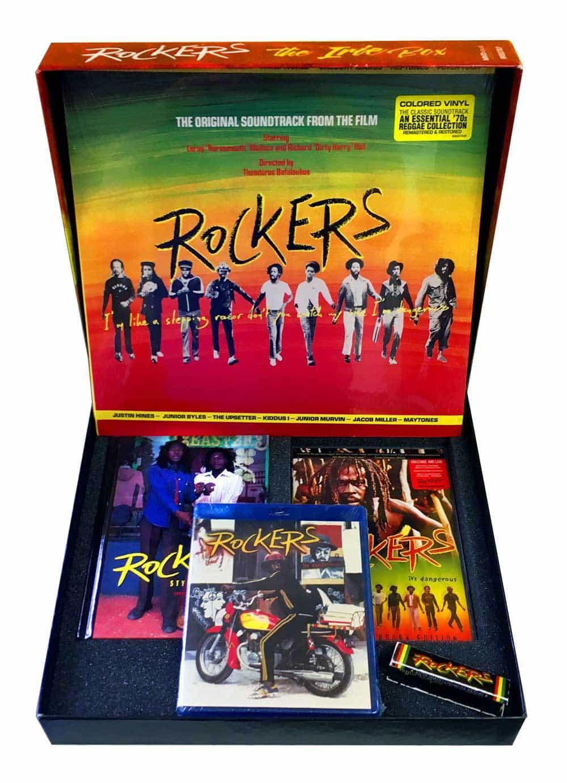 High Buy Rockers The Irie Box