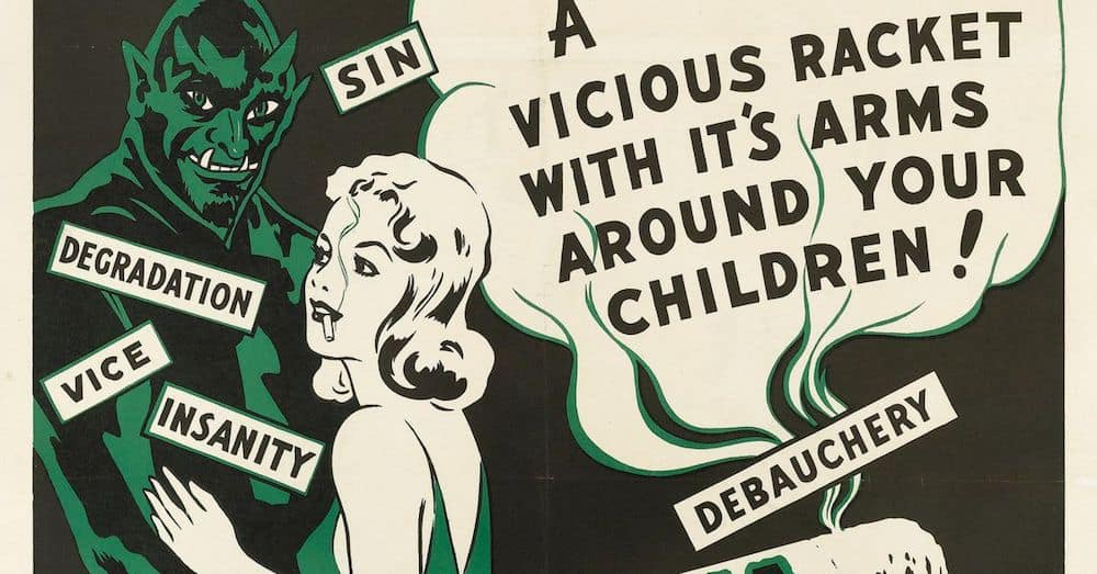 Satanic Music, Minorities and Sex: The Early Days of Prohibition