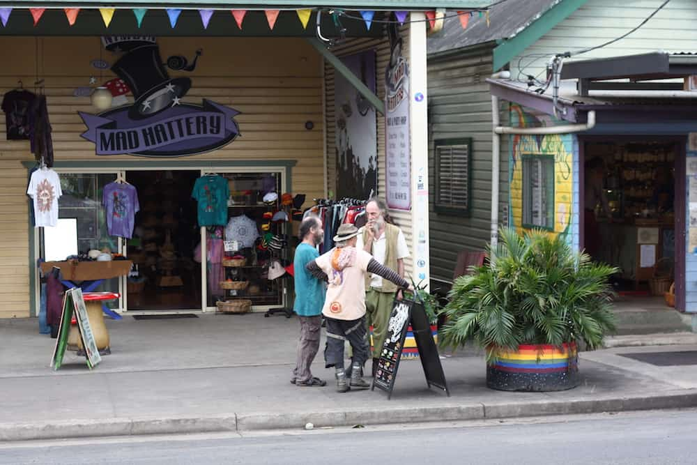 Nimbin, Australia is the Home of MardiGrass and The Hemp Olympics, But Weed is Still Illegal