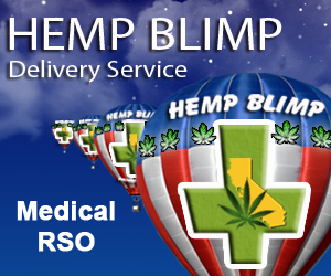 Hemp Blimp