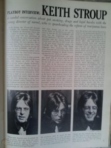 Keith Stroup interview in February 1977 issue of Playboy